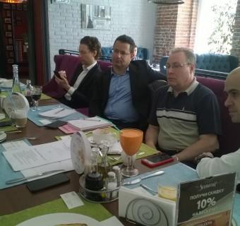 Прошла встреча Комитета по хедж-фондам НАУРАН