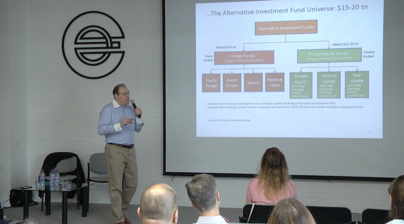 Семинар «Альтернативные инвестиции и возможность создания фонда зарубежом»