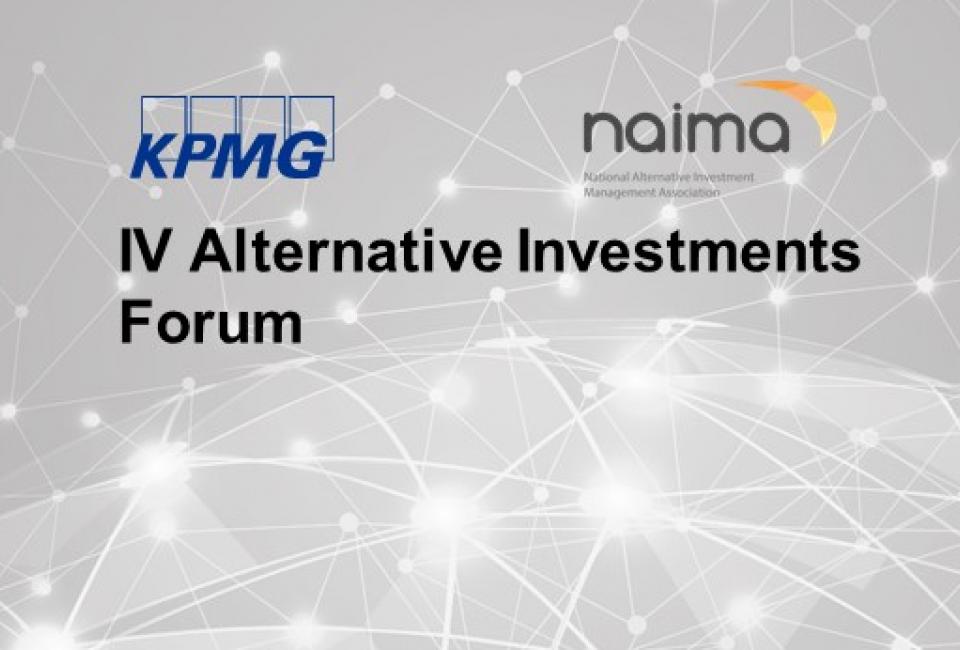 NAIMA/KPMG Alternative Investments Forum 2017