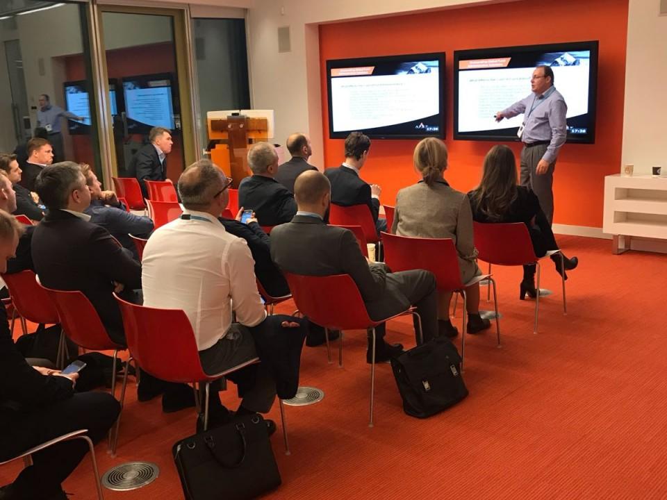 26 октября 2017 года в Московском офисе Блумберг состоялся мастер-класс «Как создать частный фонд акций».